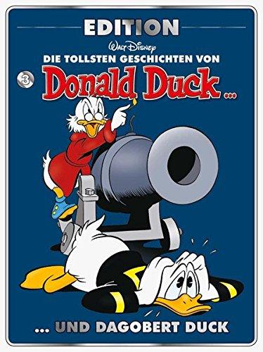 Die tollsten Geschichten von Donald Duck und Dagobert Duck: Donald Duck Edition 3 Taschenbuch – 21. September 2016 Disney Egmont Ehapa Media 3841370098 Comic