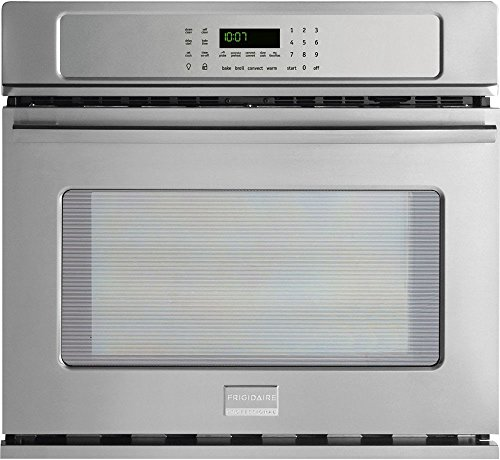 "Price comparison product image Frigidaire Professional 30"" Stainless Steel Single Electric Wall Oven"