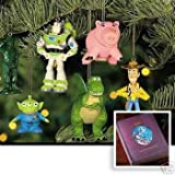 Disney Toy Story Storybook Ornaments