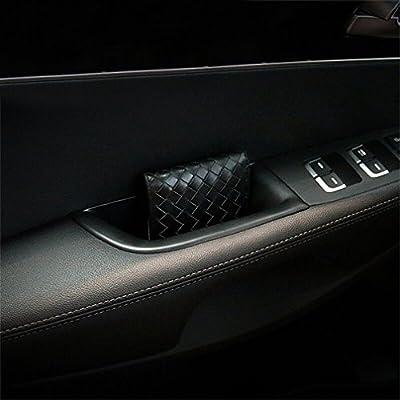 Vesul Black Front Row Door Side Storage Box Handle Pocket Armrest Phone Container Fits on Kia Sorento 2016 2020 2020 2020 2020: Automotive