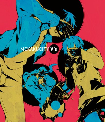 MEKAKUCITY V's [Blu-ray]
