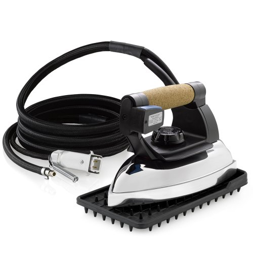 Reliable 2300IR Steam Iron With 7-Foot Steam Hose, 6.6 Pounds by Reliable