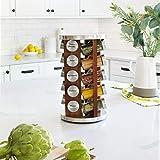 Orii Rivetto Jar Rotating Spice Rack