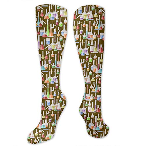 SARA NELL Men Women Girls Knee High Socks