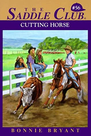 book cover of Cutting Horse