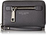 Marc Jacobs Gotham Zip Phone Wristlet, Shadow