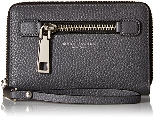 Marc Jacobs Gotham Zip Phone Wristlet, Shadow by Marc Jacobs
