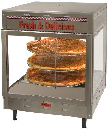Benchmark 51018 Pizza/Pretzel Warmer, 18