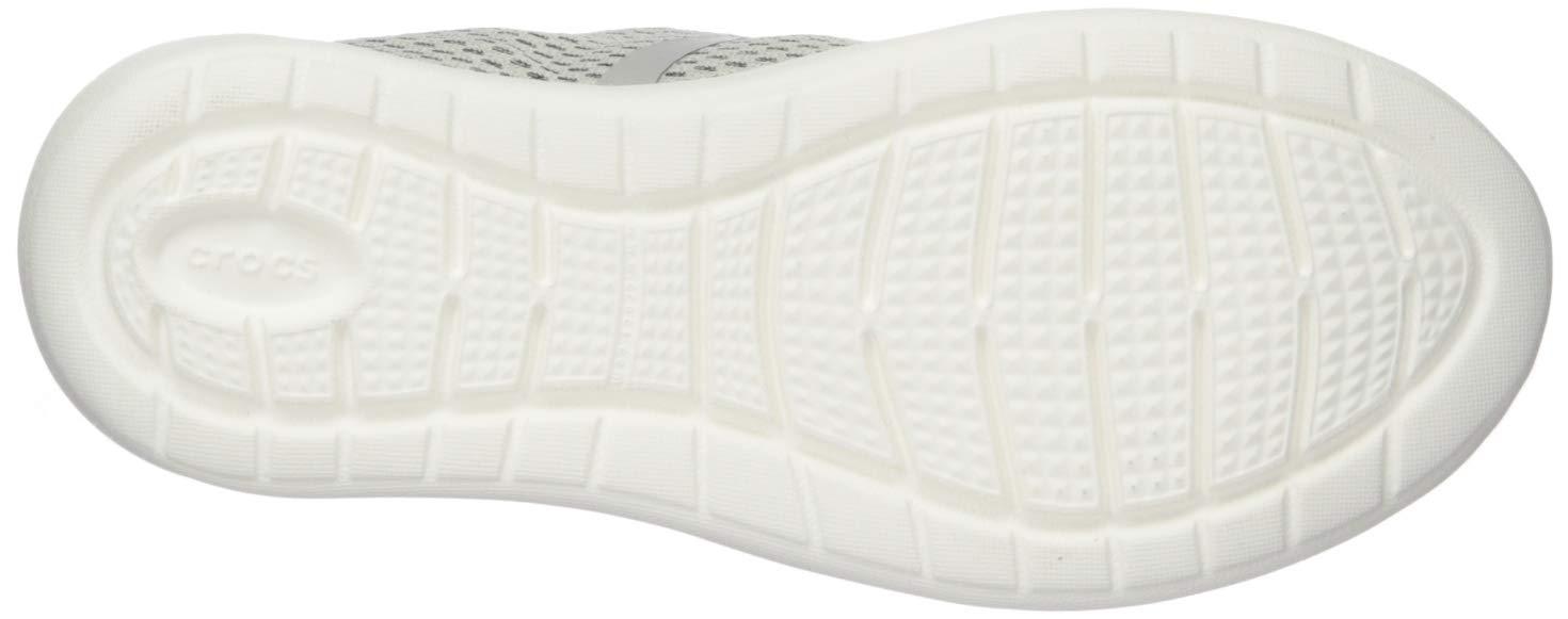 38f9c01d68939 Details about Crocs Women's LiteRide Mesh Lace-Up Sneaker Black/ - Choose  SZ/color
