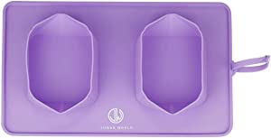 Generico Silicone Foldable Portable Dog Bowl for Pet Cats Dogs Dog Food Travel Bowl. (Purple)
