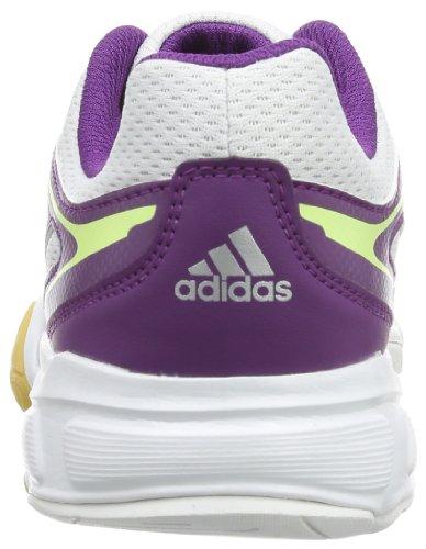 Opticourt Mehrfarbig Purple Chaussures Ligra volleyball Metallic White Tribe femme Multicolore Running de Grey Tech 2 adidas 1Cq4dRq