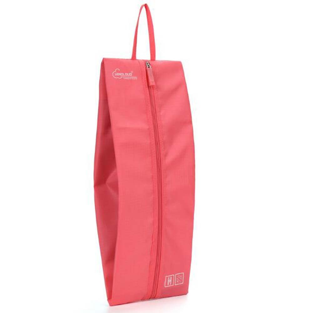 DRAGON SONIC Pure Color Portable Dust-proof Travel Shoe Bags Storage Bag #2