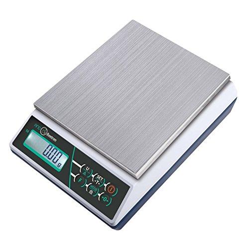 Balanza de precisión Baxtran AND 6000 (6000gx0,1g) (17x15cm): Amazon.es: Industria, empresas y ciencia