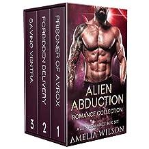 Alien Abduction Standalone Romance: Alien Romance Box Set
