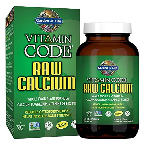 Is your calcium raw, organic, whole food and plant-form calcium, it is if it's vitamin code raw calcium. Using a patented form of marine algae known as algas calcareas.sp which is ecologically harvested off the pristine shores of remote South America...