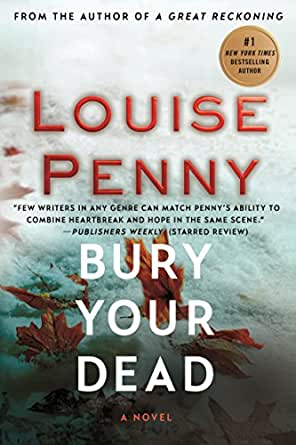 Amazon bury your dead a chief inspector gamache novel a chief print list price 1799 fandeluxe Gallery