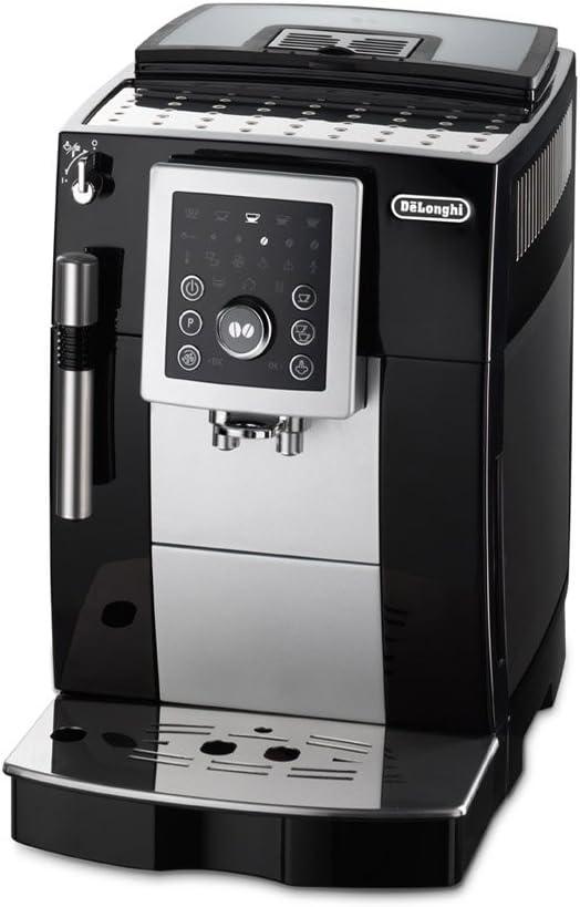 De`Longhi ECAM 23.210 B - Cafetera compacta superautomática, color negro: Amazon.es: Hogar