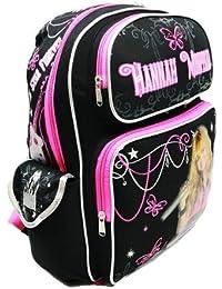 "Hannah Montana Large Backpack 16"""