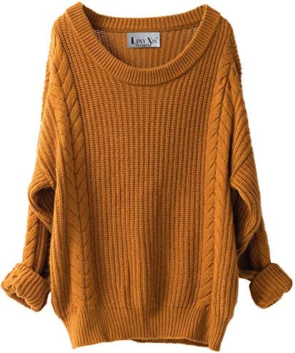Liny Xin Cashmere Oversized Pullover product image