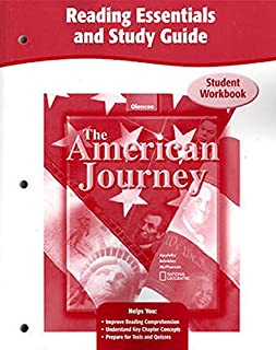 the american journey activity workbook student edition mcgraw hill rh amazon com Anthem Study Guide Answers Beowulf Study Guide Answers