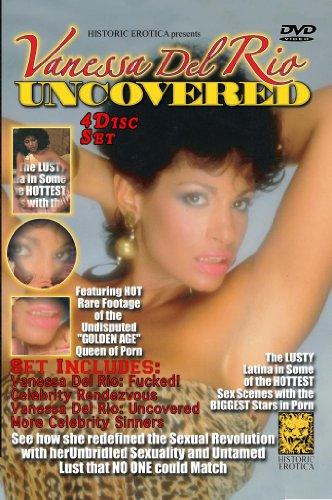 Vanessa Del Rio Uncovered 4-Pack Set