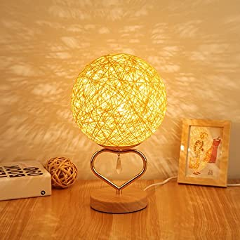 Lampe Créative Sphérique Bureau Pointhx De Personnalité TlKc1J3F