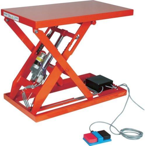 TRUSCO テーブルリフト250kg(電動Bねじ式200V)520×850mm【HDLH2558V22】 (販売単位:1台)