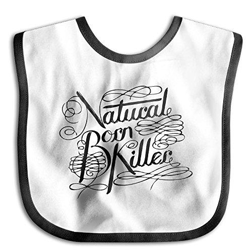 Natural Born Killer Costume (Natural Born Killer Cotton Infant Kids Adjustable Boys Girls Baby Pinafore Pinny Baby-unisex)