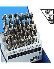 COMOWARE Cobal Twist Drill Bit Set