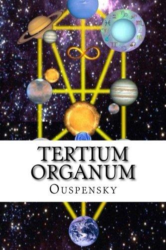 Tertium Organum  [Ouspensky] (Tapa Blanda)