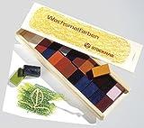 Stockmar Beeswax Block Crayons Set of 24 Wood Box