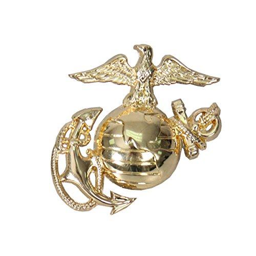 Hot Leathers Men's USMC Emblem Pin