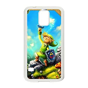 The Legend of Zelda For Samsung Galaxy S5 I9600 Csae protection phone Case FX208291