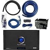 Planet Audio AC5000.1D 5000W Monoblock Class D Car Amplifier + 1/0 Gauge Amp Kit