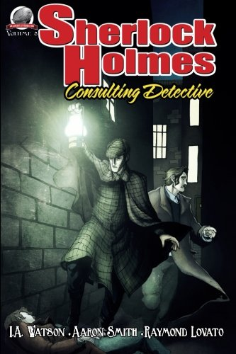 - Sherlock Holmes: Consulting Detective Volume 8