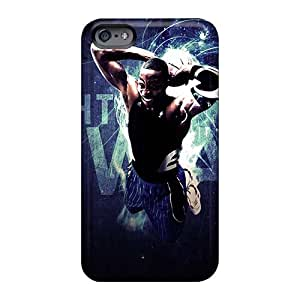 Shockproof Hard Cell-phone Cases For Iphone 6 (JUI20319KTMR) Allow Personal Design Attractive Rise Against Image