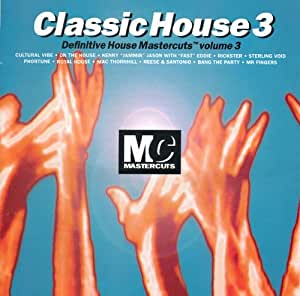 Various artists mastercuts classic house v 3 amazon for Classic house mastercuts vol 3