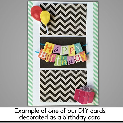DIY Create Personalized Recordable Musical Card - Vertical Blank ()