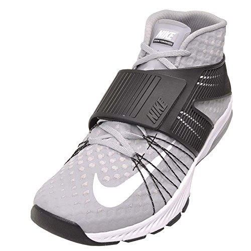 Nike Mens Zoom Train Toranada TB, Wolf Grey/White-Black, 13 M US