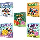 Elmerın Komik Dünyası 5li (2+ Yaş)