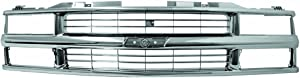 IPCW CWG-GR0307K0C Chevrolet Pickup Chrome Composite Grille