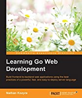 Learning Go Web Development Front Cover
