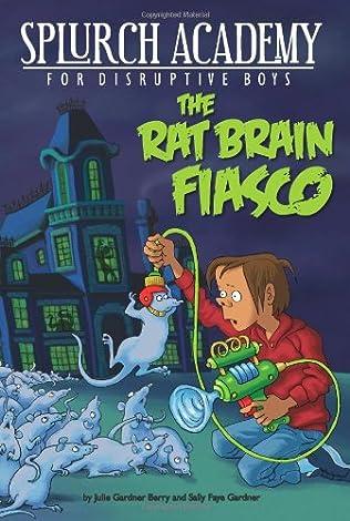 book cover of The Rat Brain Fiasco