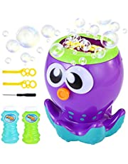 Bubble Machine for Kids Automatic Bubble Maker with 1000+ Bubbles per Minute, Bubble Blower for Party, Outdoor & Indoor Games, Best Bubble Toys and Gifts for Boys and Girls