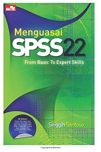 Menguasai SPSS 22 (Indonesian Edition) pdf