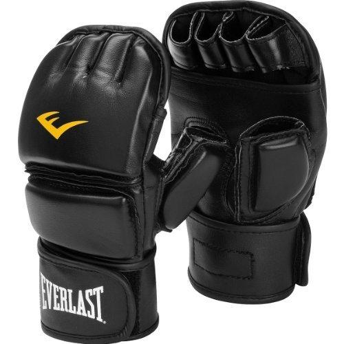 - Everlast Black Closed Thumb Grappling Glove (Large/X-Large)