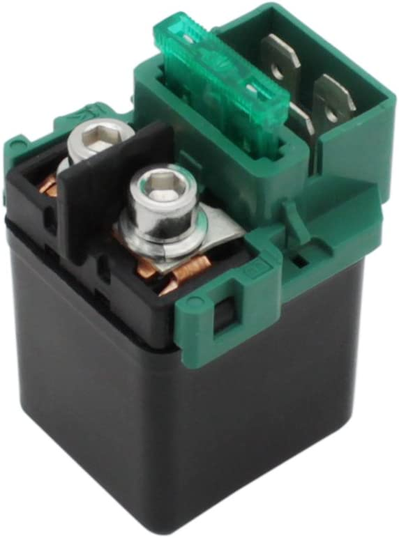 Cyleto Starter Solenoid Relay for KAWASAKI ZZR600 ZX6R ZX6RR ZX7R ZX7RR ZX9R ZX10R ZX12R ZX14 NINJA Motorcycle Electric Parts