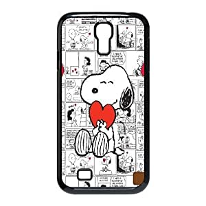 Custom High Quality WUCHAOGUI Phone case Cute & Lovely Snoopy Protective Case For SamSung Galaxy S4 Case - Case-19