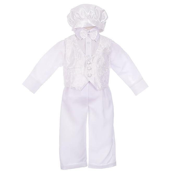 Lito Angels - Ropa de Bautizo - para bebé niño: Amazon.es: Ropa y accesorios