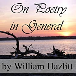 On Poetry in General